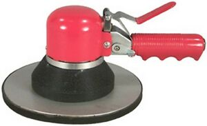 8 Gear Driven Random Orbital Sander With 8 Pad Ast 3008 Brand New