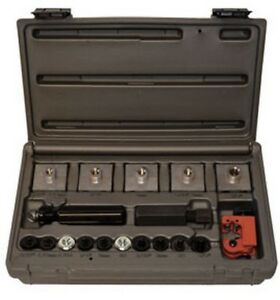 Master In Line Flaring Tool Kit Atd 5483 Brand New
