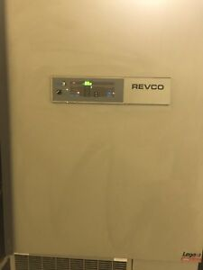 Revco Ultra Low Temperature Freezer Ult 2586 9 a14 24 4 Cu ft Tested Working