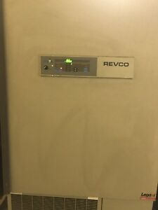 Revco Ultra Low Temperature Freezer Ult 2586 9 a30 24 4 Cu ft Tested Working