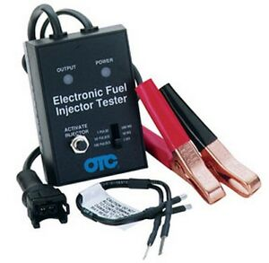 Fuel Injection Pulse Tester Otc 3398 Brand New