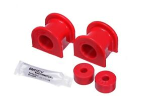 Energy Suspension 1996 2009 Toyota 4runner Front Sway Bar Bushings Red Es8 5
