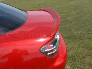 Rear Wing Trunk Spoiler For Mazda 04 10 Rx8 Rx 8 Jdm Drift