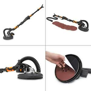 5 Amp Corded Variable Speed Drywall Sander With 15 Ft Hose Free Shipping New