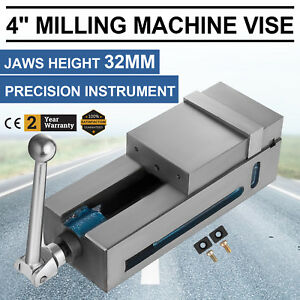 4 Super lock Precision Cnc Vise Milling Clamping High Accuracy Sawing 19kn Max