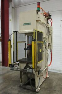 Ph Hydraulics C frame Hydraulic Press Used Am17883