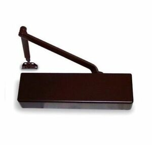 Norton 7500 Regular Arm Door Closer Reversible Heavy Duty Dark Bronze wt 7736