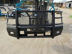 Ranch Style Heavy Duty Front Bumper Ford F150 2015 2016 2017 Bb125a