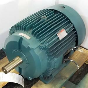 Reliance 50 Hp 1000 Rpm Tefc 380 Volts 365t No tbox F2 3 Phase Motor B477419 1