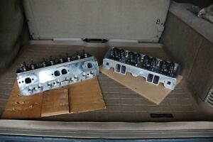 Brodix Cylinder Heads Rr 200 Cylinder Heads Small Block Chevy Race Rite 200