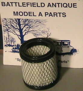 1928 1929 1930 1931 Model A Ford Air Filter Cartridge