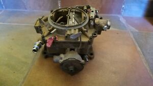 1964 Small Block Chevy Rochester 4 Barrel Carburetor