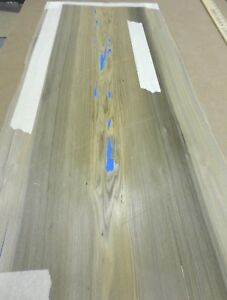 Cypress Sinker Wood Veneer Sheet 17 X 37 Raw No Backing 1 42 Thickness