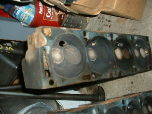390 360 428 410 Ford Fe Cylinder Heads D2te Pair