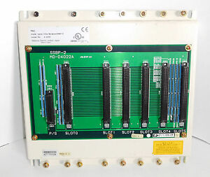 Reliance 6 Slot Backplane ssbp 2 S d4022 Card