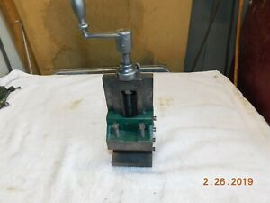 South Bend 11 Milling Attachment