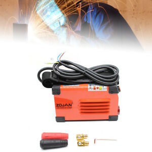 Portable 20 160 Amp Arc Electric Welding Machine Rod Stick Electrode Welder Usa