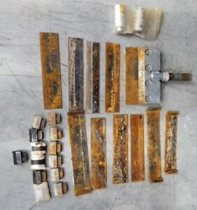 National Flooring Equipment 5700 Parts Scrapper And Replacement Blades