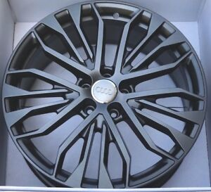 20 Audi S6 A6 Factory Oem Original Wheels Rims 20 4g0 601 025 Gunmetal
