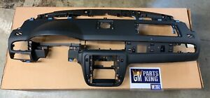 Gm Oem Instrument Panel Dash Instrument Panel 19331331 Black