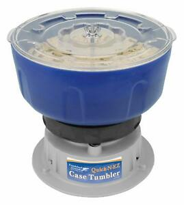 Vibratory Case Tumbler Brass Cleaner Cartridge Reloading Easy and Economical New