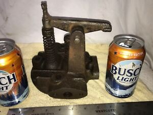 1 1 2 Hp Complete Head Associated Johnny Boy Hit Miss Gas Engine
