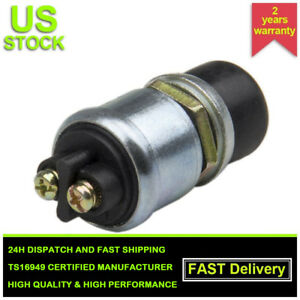 12 Volt Dc Heavy Duty Momentary Push Button Engine Starter Switch 50 Amps