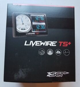 Sct Livewire Ts Programmer Tuner Fits 03 07 6 0l Powerstroke