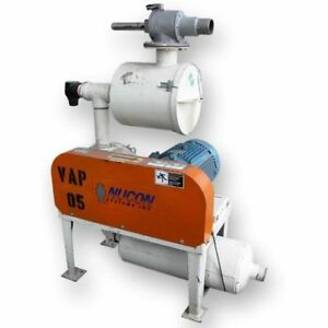 Used 10 Hp Roots 45 U rai Positive Displacement Blower Package