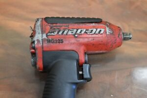 Snap On Tools Mg325 3 8 Air Impact Wrench
