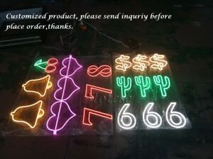 Customized Led Lighting Sign Letters Business Advertising Logos Signage Channel
