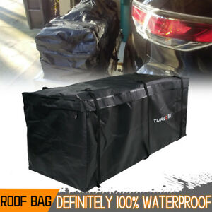 Truck Bed Cargo Bag Carrier Hitch Rack Car Suv Waterproof Heavy Duty Luggage