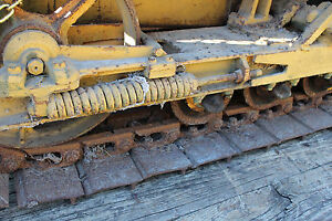 Antique John Deere Mc 40 420 430 Crawler Dozer Track Links 3ea Farmerjohns
