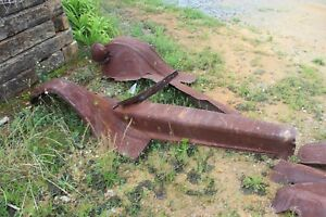 Ford Model A T Fenders Running Boards Rat Rod