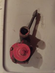 Ih Farmall Super C Tractor Water Pump Add To A B C Tractors 3846