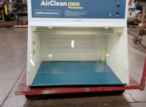 Air Clean 1000 Fume Hood Workstation