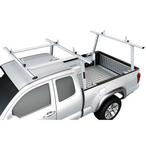 Heavy Duty 800lb Pickup Truck Bed Ladder Racks Utility W cantilever Fits tacoma