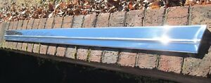 New Old Stock 1949 Oldsmobile 76 And 88 Right Side Rocker Panel Molding