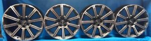 Audi Q7 2015 2017 20 10 Spoke Factory Oem Wheels Rim 58988
