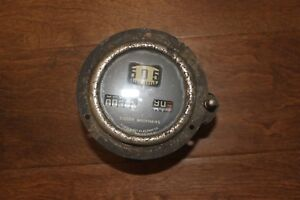 1924 1925 1926 Dodge Brother Speedometer Northeast Electric Rare Nice H