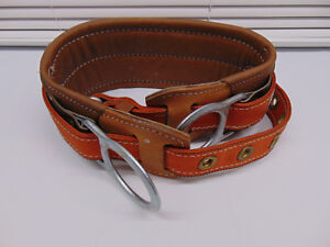 Klein 5480m Medium Heavy Duty Work Belt 5480ncp Climbing Belt New Old Stock