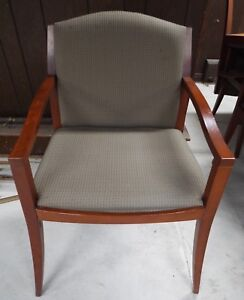 Krug Office waiting Room guest Chairs 10 Avail Momentum Spirals In Quarry cherry