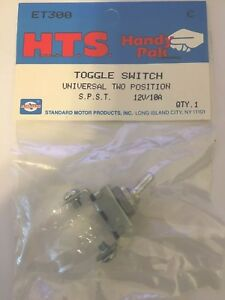 Standard Et300 Ds118 Universal Toggle Switch