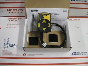 Meyer Snow Plow Touch Pad Controller 22154 New 6 Pin Rectangle E47 E57 E58 E60