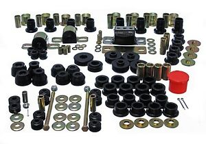 Suspension Bushing Kit hyper flex System Energy Fits 63 82 Chevrolet Corvette