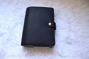 Kikki K Textured Leather Personal Planner Medium Personal Size