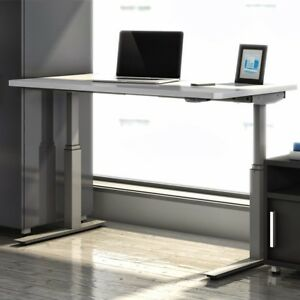 2 Mayline Rge Electric Height Adjustable Table Base