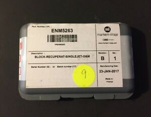 new Markem imaje Enm5263 Single Jet Gutter Block factory Sealed