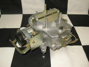 1969 Ford Mustang Autolite 2100 2 Barrel Carburetor For 351w Cu Engine C9zf b