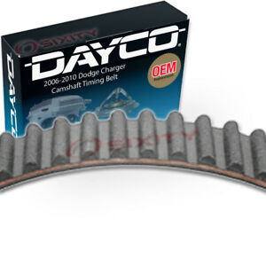 Dayco Camshaft Timing Belt For 2006 2010 Dodge Charger 3 5l V6 Engine Hc